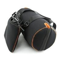 Black Portable Travel Carry Case Bag For JBL Xtreme Wireless Bluetooth Speaker