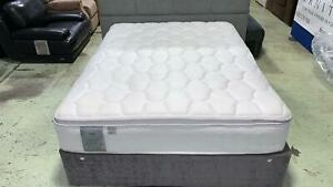 Sealy Teramo 1400 LATEX king size 5FT mattress WHICH? AWARD WINNING RRP £1372