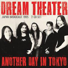 DREAM THEATER New Sealed 2017 UNRELEASED 1995 TOKYO JAPAN LIVE CONCERT 2 CD SET