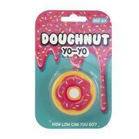 Doughnut Yoyo Classic Retro Style Toy Children Kids Fun Gift