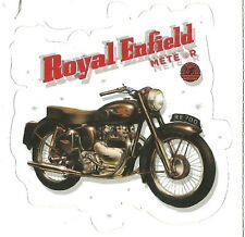 Royal Enfield Motorcycle Sticker Decal
