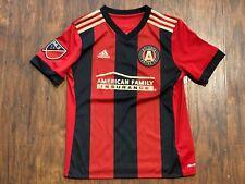 Atlanta United FC Jersey Martinez #7 2017 Inaugural Season Adidas SS Youth M