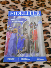 Revue - FIDELITER n° 206, 2012