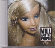 Will and the People-Eyes promo cd single