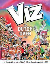 The Viz Annual: the Dutch Oven (Annuals 2015),Viz