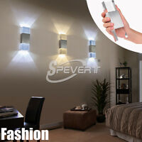 TOP LED LAMPE APPLIQUE MURALE 2W INTERIEURE BLANC CHAUD LUMIERE MAISON Couloir