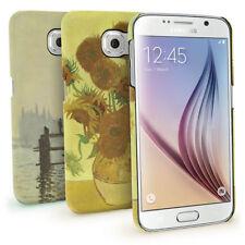 Fundas y carcasas Para Samsung Galaxy S6 estampado de plástico para teléfonos móviles y PDAs