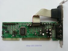 Avance Logic ALS120  ISA sound card MF1000A Tested