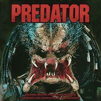 Predator - Alan Silvestri Soundtrack NEW SEALED 2 LP set on ltd colored vinyl