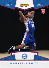 2017/18 Panini Instant NBA RPS RC Rookie Photo Shoot MARKELLE FULTZ 76ers #15