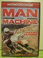 MAN AND THE MACHINE Il meglio dell'enduro estremo **NUOVO SIGILLATO**