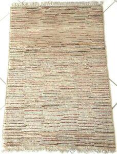 Teppich Fussmatte Afghan Gabbeh Handgeknüpfte Afghan Foot mat Rug Carpet Tapis