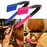 New Hair Straightener Comb Straightening Comb Brush Folding Salon Styling Kit
