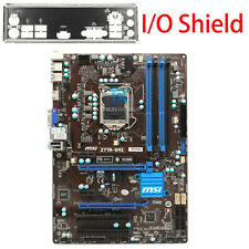 MSI Z77A-G41 Genuine Motherboard LGA 1155 DDR3 for i3 i5 i7 CPU 32GB I/O Shield
