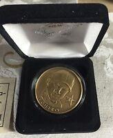 Ichiro Suzuki Highland Mint 1 Oz Bronze Medallion Coin 4777 Of 5000 Made