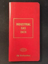 Industrial Gas Data Reference Booklet Airco