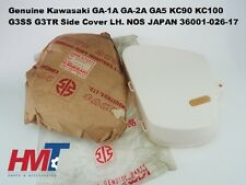 Kawasaki GA-1A GA-2A GA5 KC90 KC100 G3SS G3TR Frame Side Cover Left 36001-026-17