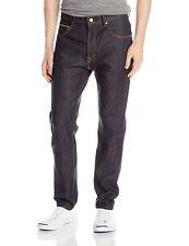 WeSC Esmund Raw Selvedge Men's Slim Fit Straight Leg Jeans NEW 32x32