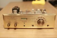 Vintage H. H. Scott 350B Stereomaster MPX Stereo Tube Tuner - Works, but READ