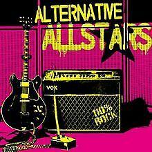 110 Prozent Rock von Alternative Allstars   CD   Zustand gut