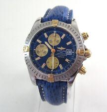 Breitling Windrider Chronomat Evolution Stahl/Gold  Ref:Nr: B13356 Box u.Papiere