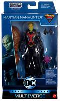 DC Multiverse Wave 8 Martian Manhunter Action Figure