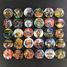 "Iron Maiden 1"" Button Lot (30 Pins) Heavy Metal Steve Harris Bruce Dickinson"
