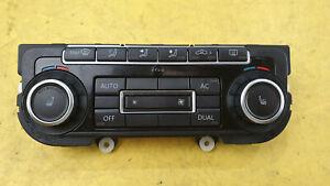 VW SCIROCCO GT 2.0 TDI 1.4 TFSI 08-14 AIR CONTROL HEATER PANEL UNIT 5K0907044BT