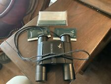 Swarovski Pocket Binoculars 10 X 25 With Case And Cleaning Cloth