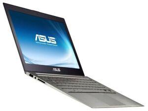 "ASUS Zenbook UX31E Ultrabook 13.3"" Intel Core i7 256Gb SSD Slim-and-Light Laptop"