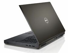 Dell Precision M6800 i7-4800MQ 1080P 32GB 878GB BT NVIDIA K3100M Backlit KB