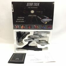 Star Trek Telephone Telemania USS Enterprise