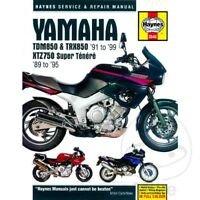 Yamaha XTZ 750 N Super Tenere 1993 Haynes Service Repair Manual 3540