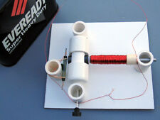 DIY SIMPLE REED SWITCH MOTOR KIT #1 SCIENCE FAIR PROJECT ELECTRICITY EDUCATIONAL