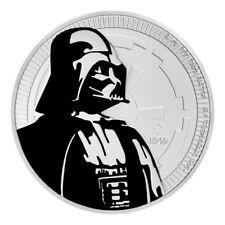 2017 Darth Vader $2 Niue 1 oz. Silver Coin from Star Wars -  GEM BU