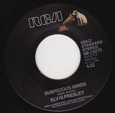 """ELVIS PRESLEY - Suspicious Minds 7"""""""