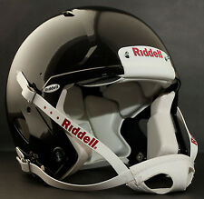 Riddell Revolution SPEED Classic Football Helmet (Color: METALLIC BLACK)