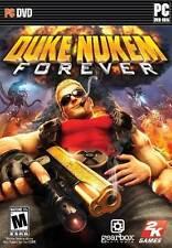 Duke Nukem Forever - Action FPS Aliens Massive Weapons Morning Wood PC NEW