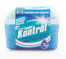 New Mini Kontrol Moisture Trap & Condensation Crystal OCEAN Scent Damp Control