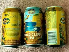 Empty Kona Brewing Co. Gold Cliff Ipa 12 oz Beer Can Big Island Kona Hawaii