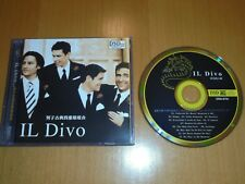 Il Divo -Il Divo  (China issue CD on DSD quality gold disc)