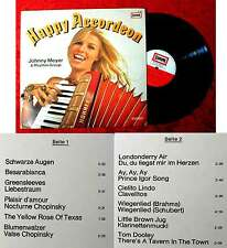 LP Johnny Meyer: Happy Accordeon (Europa E 466) D 1970