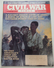 Civil War Times Magazine A Bayonet Charges Saves An Army May/June 1994 071715R