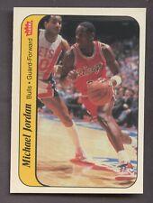 MICHAEL JORDAN 1986-97 FLEER BASKETBALL #8 ROOKIE STICKER RC CHICAGO BULLS NICE