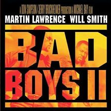 Bad Boys II [Clean] [Edited] by Various Artists (CD, May-2005, Bad Boy)