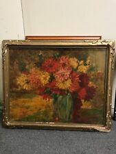 Oil On Panel  Anna Gasteiger.    24 X 30.
