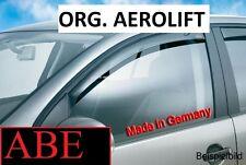 DEFLETTORI anteriori aerolift PER OPEL MERIVA A fino a anno 05/2010 Con ABE Nuovo