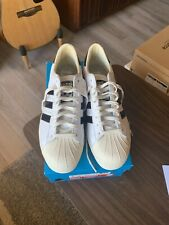 Adidas Superstar Made In France Size UK 11 US 11.5 Brand New w / Box