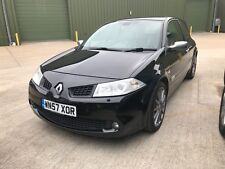 2007 57 Renault Megane 225 Cup and Lux pack FSH years MOT FSH 11 stamps phase 2