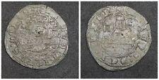 Castile & Leon Henry IV(1454-1474) spanish coin 22mm Billon Dinero (lot bbb)